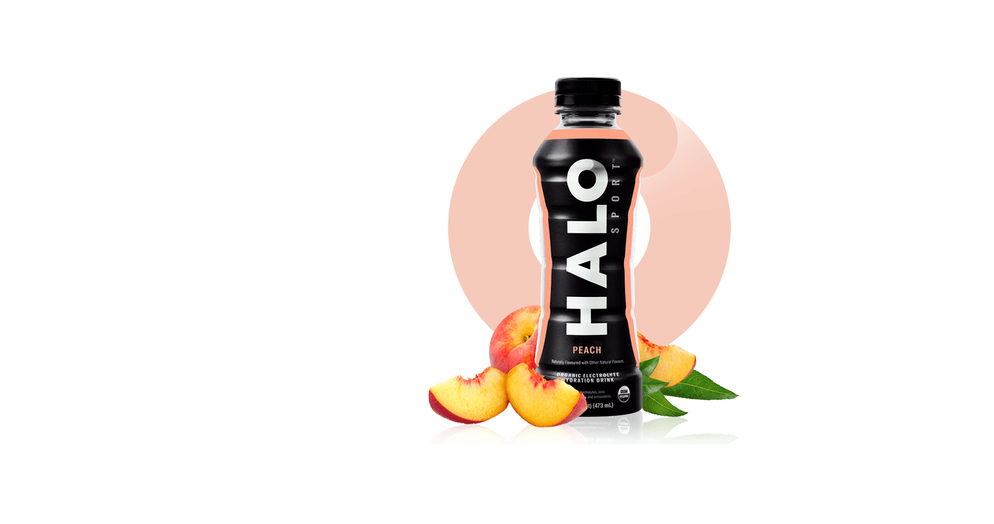 HALO Sport hydration beverage